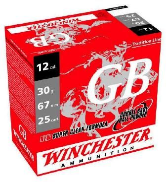 Winchester GB 12 Cal. / 67 mm / 30 Gr.